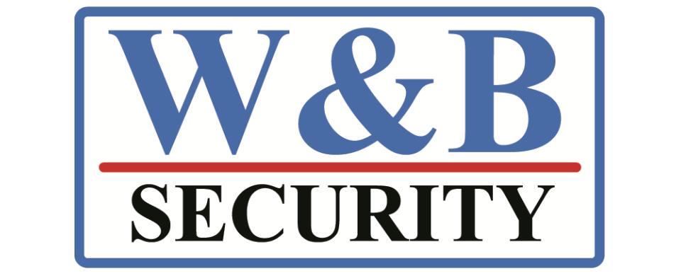 WELKOM BIJ W&B SECURITY